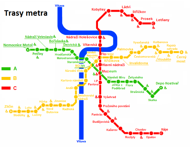 mapka metra